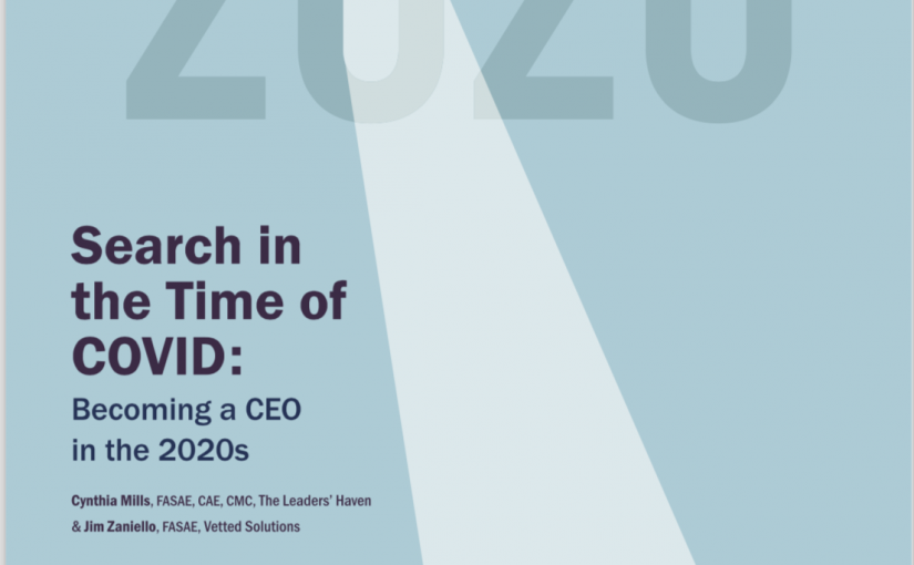 CEO Search in the Time of COVID